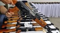 Украина в 2015 году сократила экспорт оружия в два раза