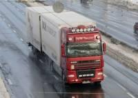 Кабмин разрешил транзит российского грузового транспорта через Украину