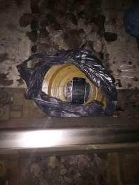 На Харьковщине экс-милиционер заложил взрывчатку для подрыва поезда с 500 пассажирами