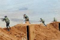 Сирийские войска отбили у боевиков город Ханасер