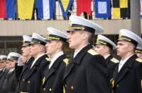 Севастопольские курсанты, которые пели гимн Украины, стали офицерами в Одессе
