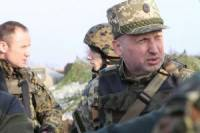Турчинов не был единственным, кто выступал за военное положение /СМИ/