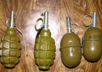 В Херсоне наряд Нацгвардии изъял у гражданина боевые гранаты