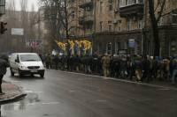 «Азов» устроил пикет в поддержку задержанного Краснова
