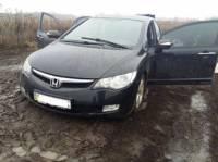 Киевские патрульные применили оружие при задержании пьяного водителя
