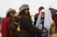 В «Парке Киевская Русь» на выходных покажут породистых лошадей, начнут праздновать Масленицу и будут поздравлять женщин