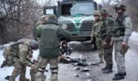 Трое военных погибли и 14 получили ранения за сутки в зоне АТО