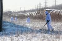На полное разминирование территории Донбасса уйдет примерно 20 лет /Генштаб/