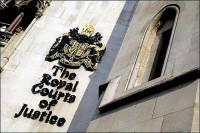 Украина сообщила Высокому суду Англии о намерении протестовать против иска РФ