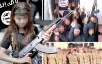 Боевики ИГ заставили 12-летнюю девочку расстрелять пленных женщин