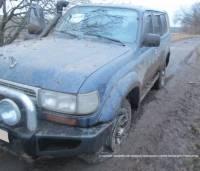 В Сети появились фото автомобиля, обстрелянного сумскими пограничниками