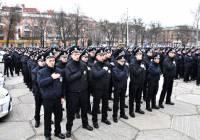 Новая патрульная полиция сегодня появилась и в Полтаве