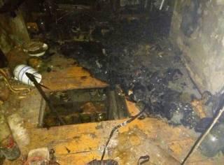 На Житомирщине сожгли дом депутата облсовета