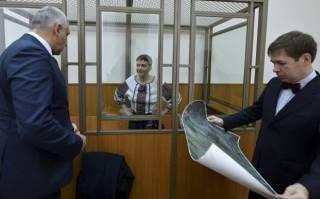 В России задержана съемочная группа украинского телеканала, освещавшая судилище над Савченко