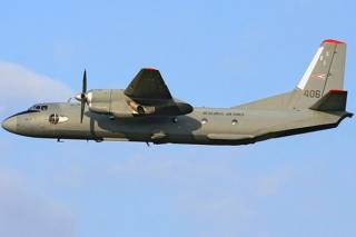 В Бангладеш упал в море грузовой самолет с россиянами на борту