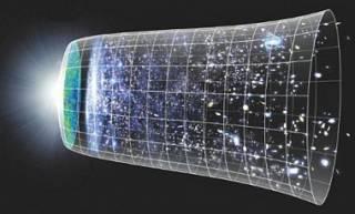 Ученые смоделировали расширение Вселенной