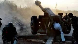 В районе Горловки вспыхнул бой