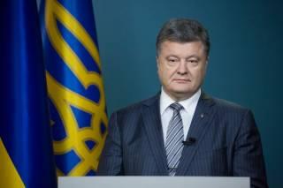 Категорически неприемлемым является грубое нарушение прав человека, которое сейчас происходит в Крыму /Порошенко/