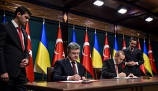 Украина и Турция договорились усилить сотрудничество в сфере безопасности и обороны
