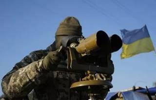 Боевики за сутки почти 50 раз обстреляли силы АТО