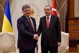 Украина и Турция намерены подписать соглашение о Зоне свободной торговли до конца 2016 года