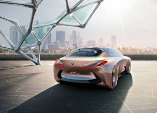 В BMW решили создать фантастический концепт