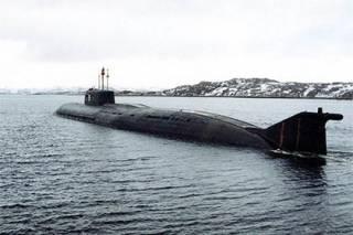 У берегов Франции обнаружена российская атомная подлодка, которая могла нести ядерные боеприпасы <nobr>/СМИ/</nobr>