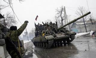 Из Дебальцево в Россию выедет подразделение ВС РФ вместе с десятком гробов