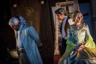 Завтра в Киеве можно будет увидеть культовый спектакль «Тот самый Мюнхгаузен»