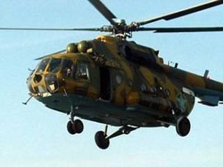 Российские вертолеты активно прочесывают небо у «границы» Крыма с материком /пограничники/