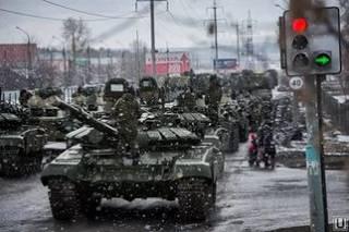 Россия продолжает перебрасывать на Донбасс живую силу и боеприпасы /разведка/