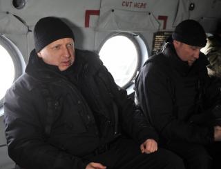 Во время аннексии оккупанты предупредили Турчинова, что до Крыма он не долетит