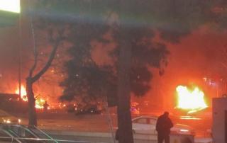Жертвами взрыва в Анкаре стали 27 человек, еще 75 ранены