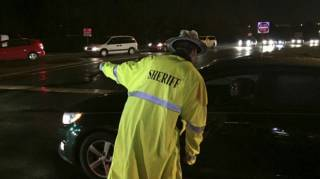 На шоссе в Северной Каролине столкнулись более 100 автомобилей