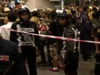 При пожаре в одном из крупнейших банков Таиланда погибли 8 человек