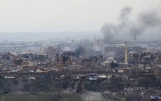 Турецкие бомбардировщики ударили по позициям курдов в Ираке