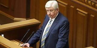 У Порошенко призвали парламент принять отставку Шокина