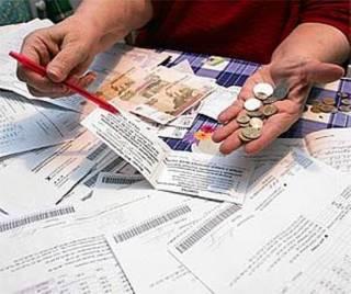Украинцы не могут осилить неподъемные тарифы. Долги за «коммуналку» стремительно растут