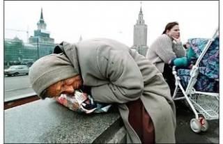 Россияне не способны на Майдан. 80% населения признали, что не восстанут против падения уровня жизни