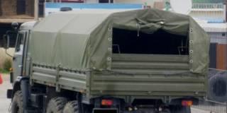 В районе Докучаевска появились российские спецназовцы
