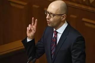 У Порошенко огласили условия, на которых Яценюк готов уйти в отставку