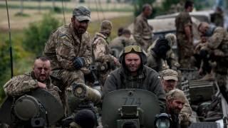 Украинским военным выплачено более 122 млн грн за участие в АТО