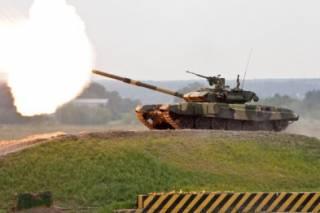 Под Новотроицким был бой. В ход пошли танки
