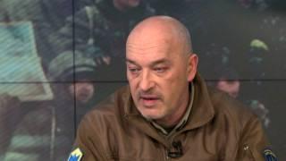 Тука считает возможным освободить оккупированную Луганщину за год