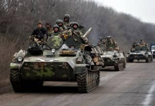 Боевики снизили активность боевых действий в районе Авдеевки