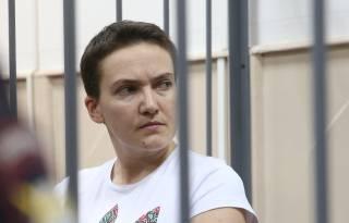 Савченко готова вернуться к сухой голодовке