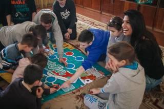 В Украине создали игру для популяризации среди детей здорового образа жизни