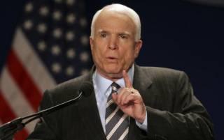 Маккейн опасается, что в Украину вновь приходит «кровавая весна»