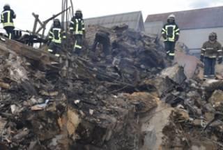 На месте взрыва дома на Одесщине найдено тело 6-летнего мальчика