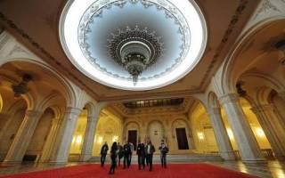 Бывшую резиденцию Чаушеску открыли для туристов